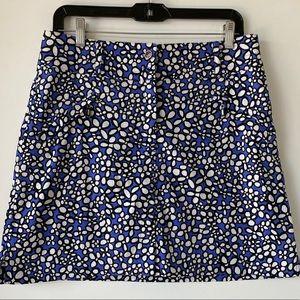 DKNY Printed Golf Skirt